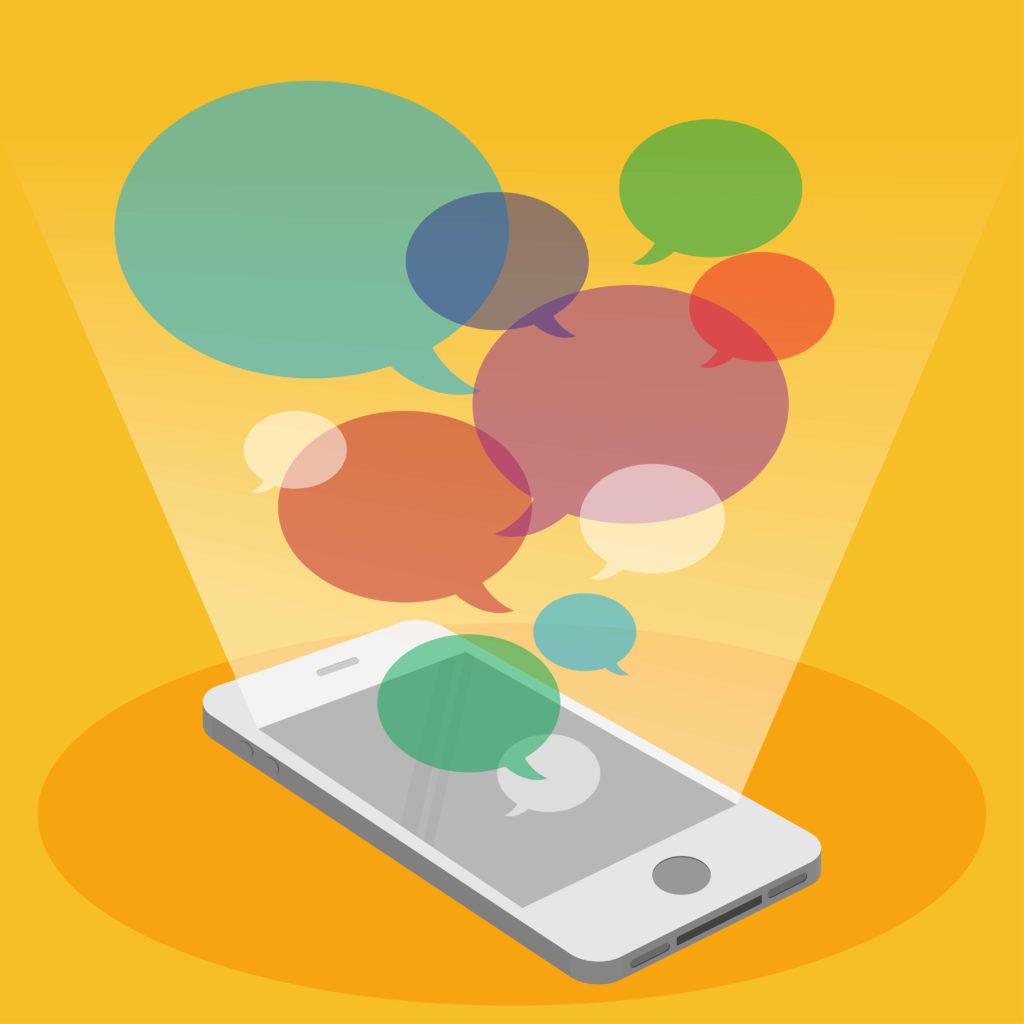 sms marketing can help your business