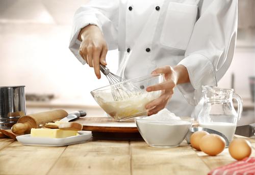 digital marketing mix is like baking a cake